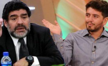 El ex jugador se reunió con el hijo que tuvo con Cristina Sinagra luego de años de distanciamiento.