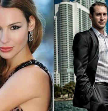 Llegó a la Argentina el supuesto novio millonario de Pampita, Jon Paul Perez.