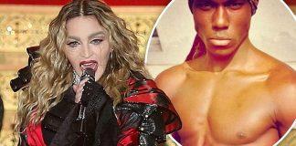Madonna con nuevo amor, 32 años menor que ella.