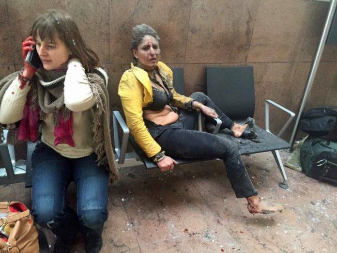 El ataque terrorista en Bruselas se cobró 34 vidas y decenas de heridos