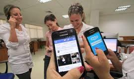 Un estudio revela que el mayor uso en internet se realiza utilizando Wi fi