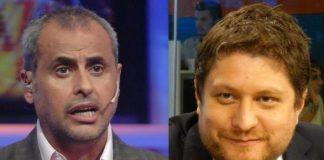 Según el periodista Nicolás Wiñazki , Jorge Rial está en sociedad con un amigo del cuestionado Lázaro Báez.