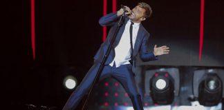 Ricky Martin hizo delirar y bailar a miles de tucumanas en Central Córdoba