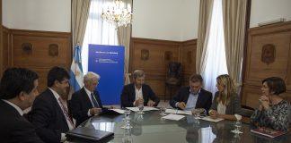 Convenios Ministerio del Interior, Vivienda y UTN