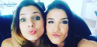 Andrea Rincón y Tamara Bella, ¿amigas o algo más?