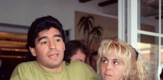 Fuertes declaraciones ante la jueza de Claudia Villafañe ante la causa por defraudación a Diego Maradona