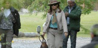 Cristina en el sur luego de su imputación