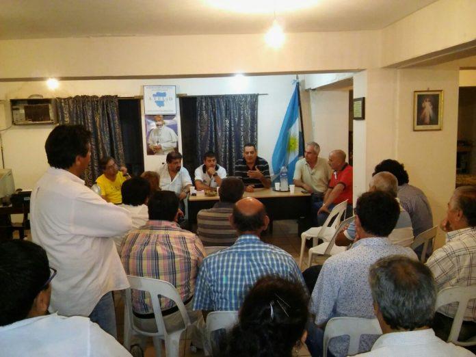 Reunión por unificación de la CGT en Tucumán