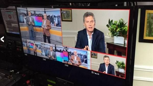 Macri habló de los papers