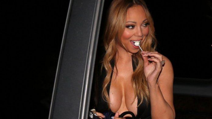 Mariah Carey tuvo un