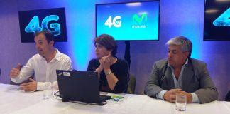 Presentación 4G de Movistar en Tucumán