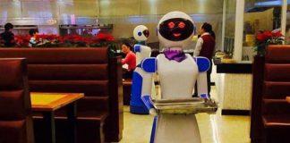 Robots despedidos