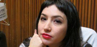 Siempre tan polémica la hija de Moria, Sofía Gala.