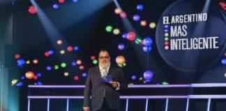 """""""El argentino más inteligente"""" no cumplió con las expectativas del canal y decidieron sacarlo del aire."""