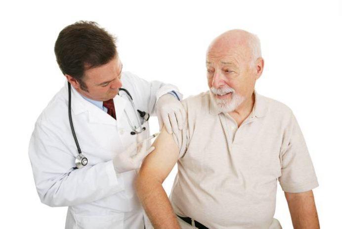 vacunación anti gripal