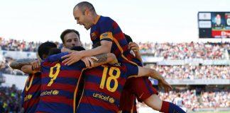 Barcelona campeón de España