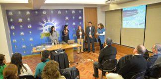 Beatriz Avila en capacitacion HIV - salud municipal