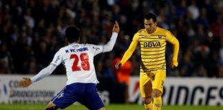 Boca empató con Nacional de Uruguay