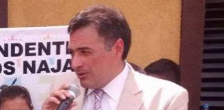 Carlos Najar, intendente de Las Talitas