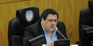 Legislador Ariel García
