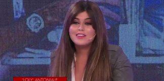 """La """"Niña Loly"""" no se calló nada al hablar de su ex pareja Jorge Rial."""