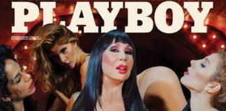 Después de muchos años, Moria Casán volvió a ser la tapa de la revista Playboy.