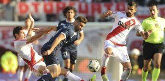 River empató de local 0 a 0 con Vélez