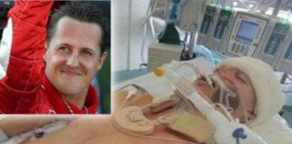 El estado de salud de Michael Schumacher sería muy delicado.