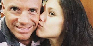 El ex marido de Nazarena Vélez confesó que está muy nervioso por la situación y que es capaz de matar por su hija