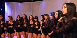 Se presentó el nuevo staff de bailarinas que acompañarán a Marcelo Tinelli.