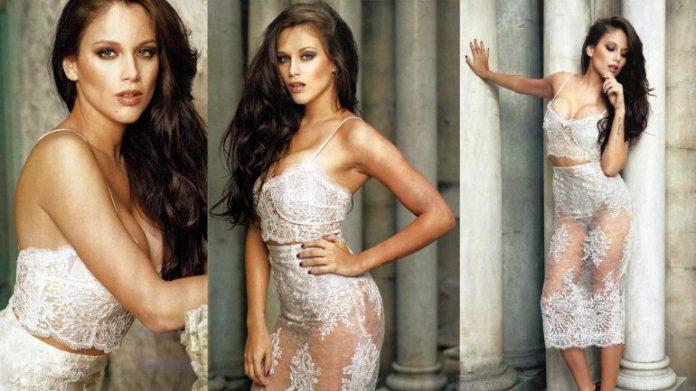La Revista Gente mostró en su web las fotos de Barbie sin photoshop.