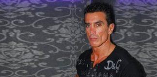"""Dani """"la muerte"""", ex custodio de Ricardo Fort, está peleando por su vida."""