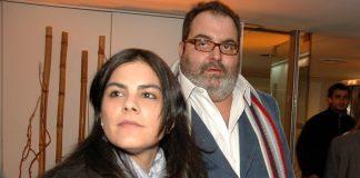 Según los rumores, se habría terminado el amor en la pareja de Jorge Lanata y Sara Stewart Brown.