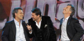 Marcelo Tinelli quiere tenerlo al presidente Mauricio Macri para la apertura de ShowMatch.