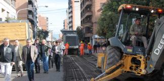 Alfaro lanzó plan de recuperación calles de la ciudad