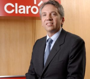 Fernando Del Río, Director Claro Argentina