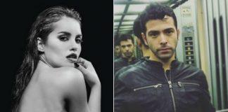 La cantante y actriz fue vista a los besos con el hijo de Alfredo Casero.