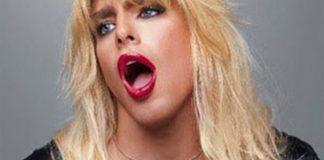 Cauã Reymond, famoso por interpretar a Jorgito en Avenida Brasil se transformó en mujer para un video clip.