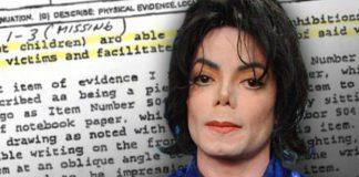 Según las investigaciones Michael Jackson guardaba en su mansión una gran cantidad de material pornográfico.