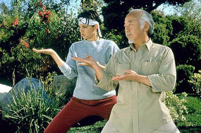 El actor de Karate Kid, realizará una serie sobre la industria porno en Estados Unidos.