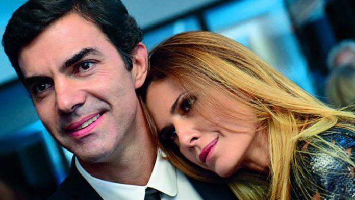En la cuenta de twitter de Tinelli, anunció la fecha de casamiento de Urtubey y Macedo.