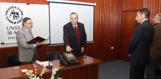 Fiscal Adjunto asume como Decano de Derecho de la UNSTA