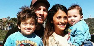 Lionel Messi después de su participación en la Copa América viajó con su familia a las Bahamas.