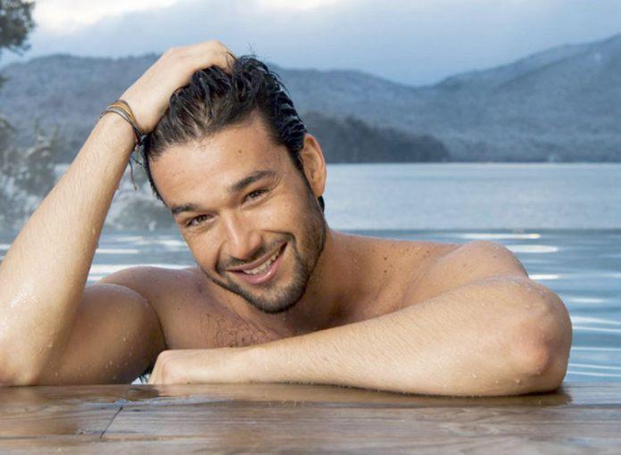 Sergio Marone es uno de los protagonistas de este drama bíblico y el responsable de ponerse en la piel de Ramses, príncipe de Egipto.