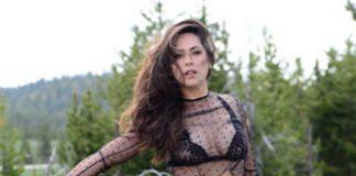 Victoria Vannucci se mostró muy hot en una producción que realizó para su marca de ropa.
