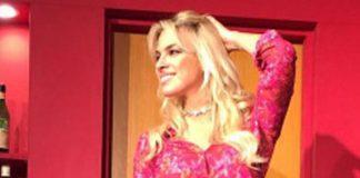 Instagram nuevamente censuró una foto de famosos y esta vez fue el turno de la bella Ailén Bechara.