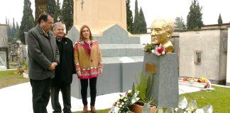 Acto aniversario muerte Juan Domingo Perón
