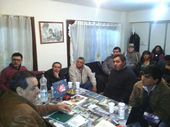 Reunión de la CGT Tucumán