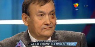 En una entrevista extensa y conmovedora, habló con Alejandro Fantino, el Dr. Lino Villar Cataldo.