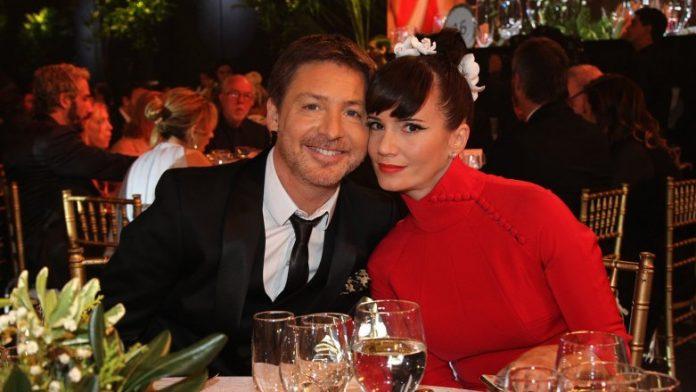 La pareja de actores estaría distanciada por primera vez luego de más de ocho años de relación.